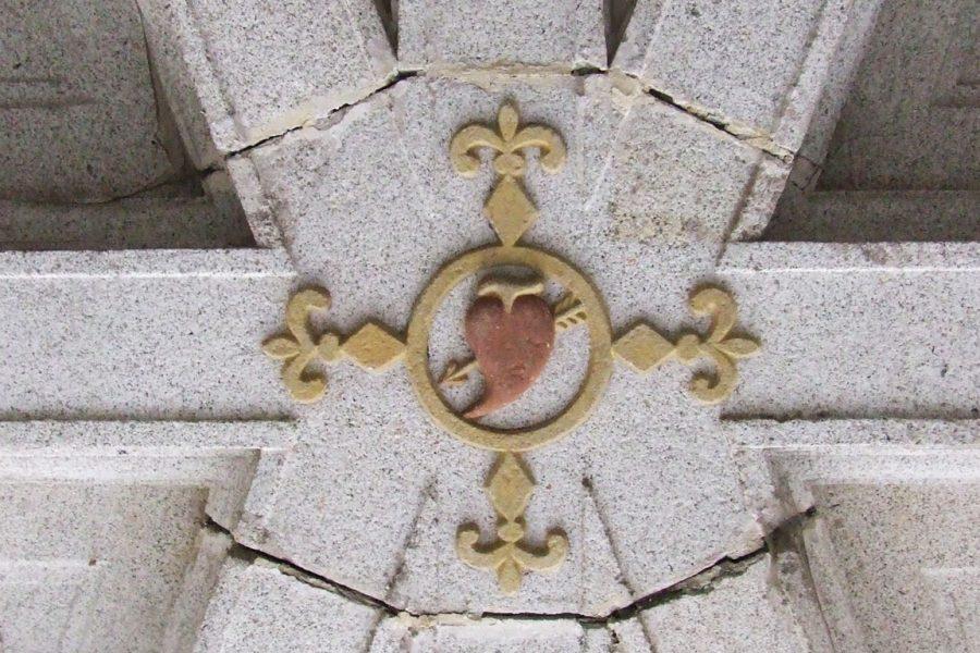 Grijó Monastery Narthex
