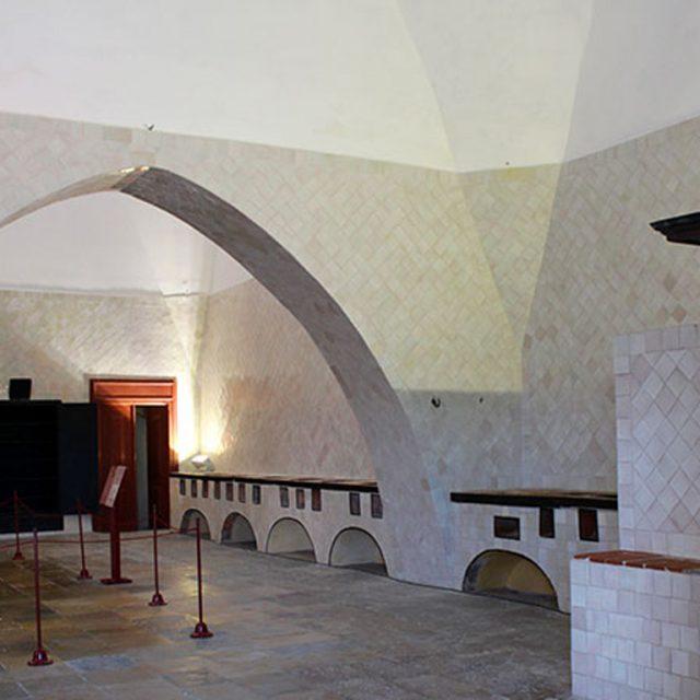 Cozinha Real Palácio Nacional de Sintra