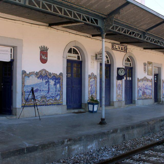 Estação de Elvas